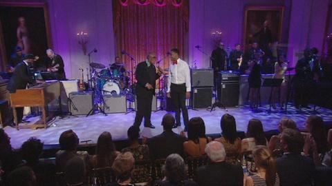 """In Performance at The White House -- S2013 Ep1: Sam Moore & Joshua Ledet """"Soul Man"""""""