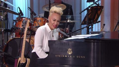 In Performance at The White House -- Emeli Sande