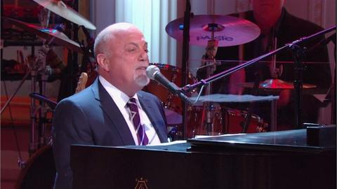 In Performance at The White House -- Billy Joel: Locomotion