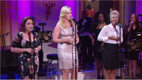 In Performance at The White House -- S2013 Ep2: Trisha Yearwood, Gloria Estefan & Emeli Sande