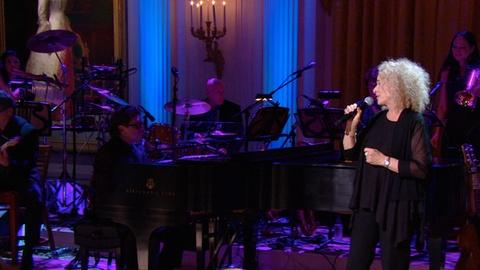 In Performance at The White House -- Carole King: I Believe in Loving You