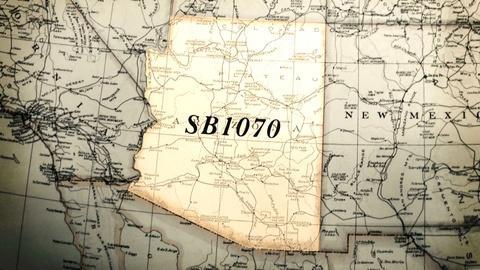 Independent Lens -- S15 Ep10: The State of Arizona: Salvador Reza Tracks Sheriff