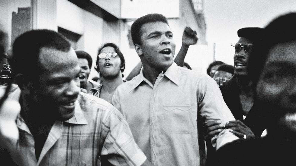 Coming Soon to Independent Lens: Trials of Muhammad Ali image