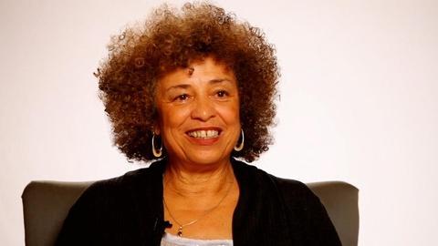 Independent Lens -- S13: The Black Power Mixtape 1967-1975: Angela Davis on Seei
