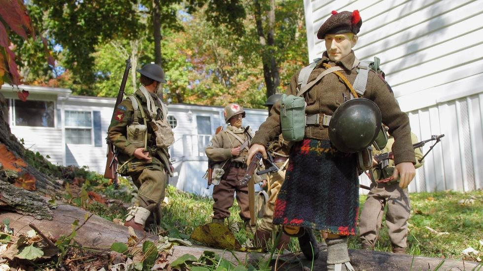 Marwencol: Imagination Unlimited...But Only 27 Barbies image