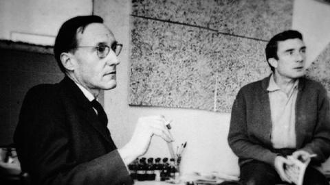 Independent Lens -- S12: William S. Burroughs: Shotgun Art