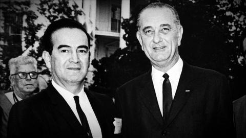 Independent Lens -- S12: The Longoria Affair: Lyndon Johnson and Dr. Hector Garc