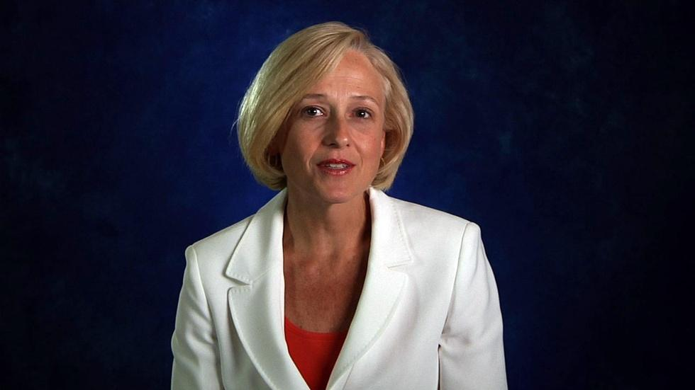 Paula Kerger - President & CEO of PBS image