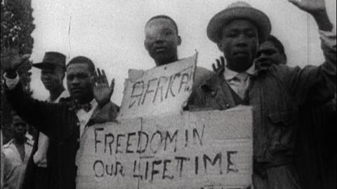 Independent Lens -- S13 Ep8: Have You Heard from Johannesburg: The Sharpeville M