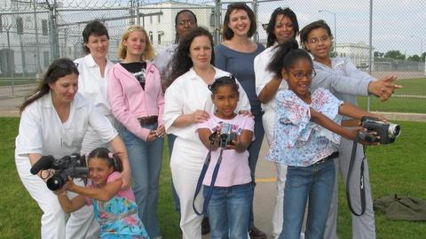 Girl Scout Troop Unites Daughters With Imprisoned Mothers