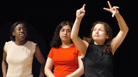 Independent Lens -- S13: Deaf Jam: ASL Poets in the Spotlight