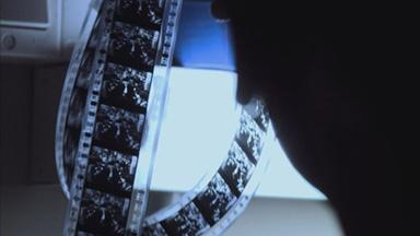 A Mystery Unravels from a Reel of Film