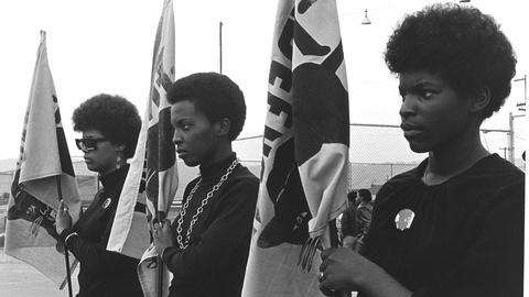 Independent Lens -- The Black Panthers - Trailer