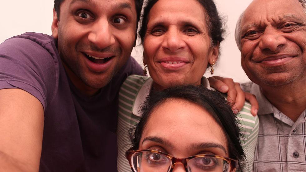 Meet the Patels - Trailer image