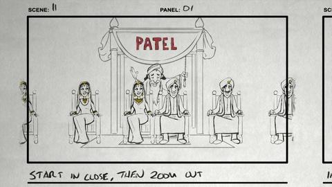 Independent Lens -- Meet the Patels - Patels Must Marry Patels - Clip