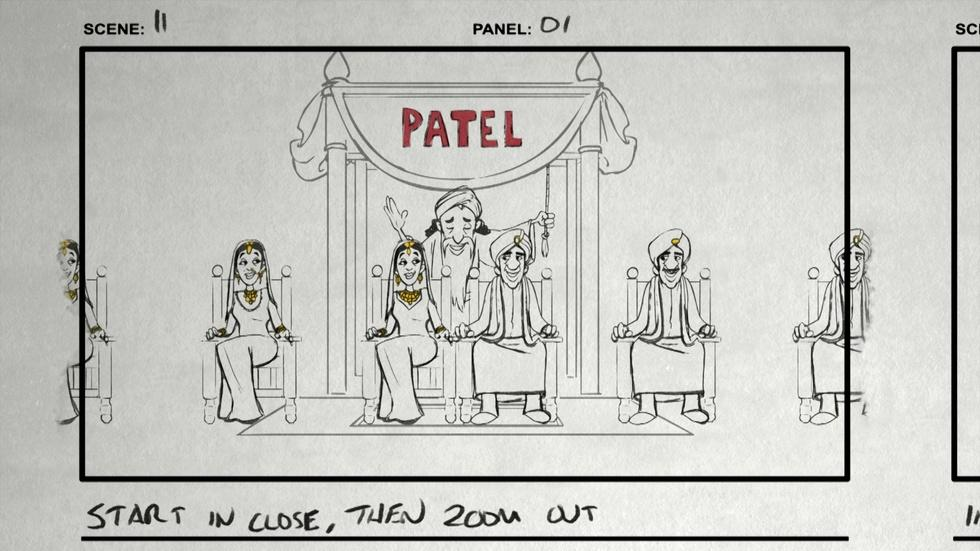 Meet the Patels - Patels Must Marry Patels - Clip image