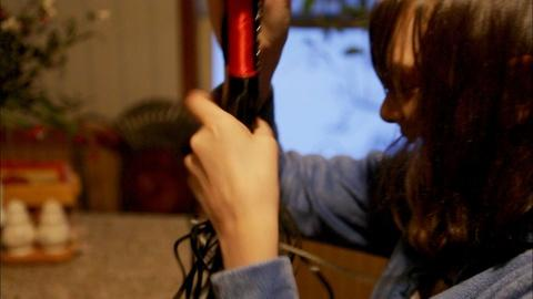 Independent Lens -- Best and Most Beautiful Things - A Flogger for Xmas - Clip