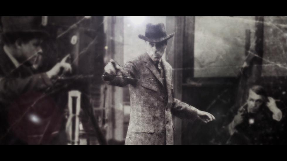 Birth of a Movement - The Clansman - Clip image