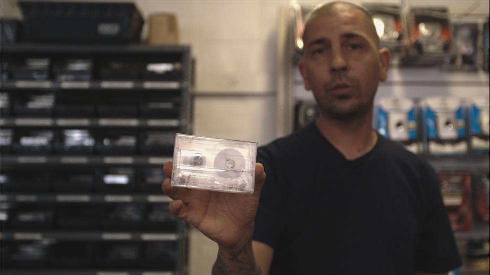 The Prison in Twelve Landscapes - Kanye on Cassette - Clip image