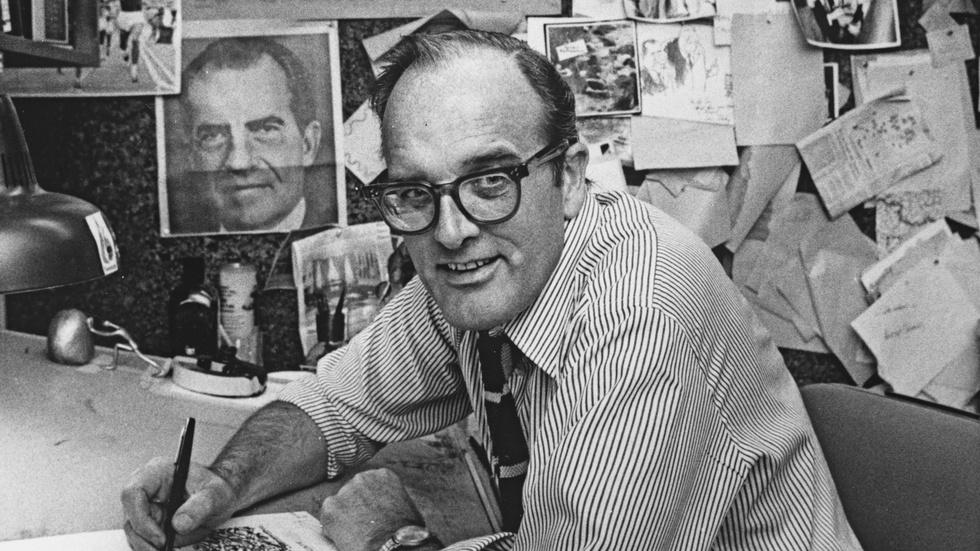 S8: The Late, Great Editorial Cartoonist Paul Conrad  image