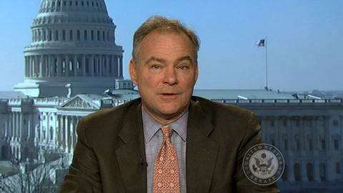 Independent Lens -- Sen. Tim Kaine Introduces the Created Equal Project