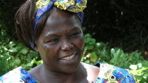 Independent Lens -- S10 Ep19: Kenya & Wangari Maathai: Taking Root