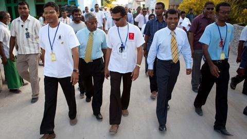 Independent Lens -- S14: The Island President: Democracy in Maldives