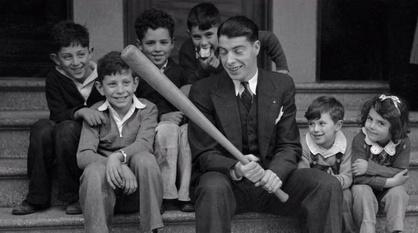 The Italian Americans -- Joe DiMaggio