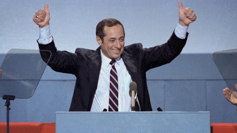 The Italian Americans: Mario Cuomo and Antonin Scalia