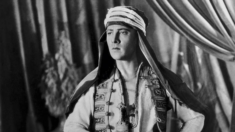 The Italian Americans: Rudolph Valentino