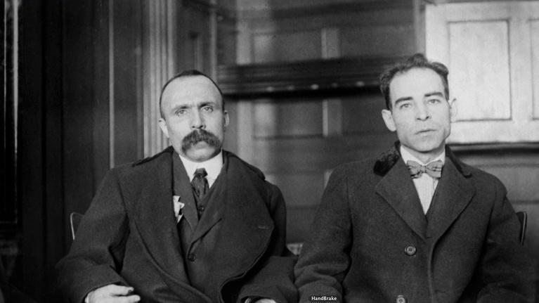 The Italian Americans: Sacco and Vanzetti