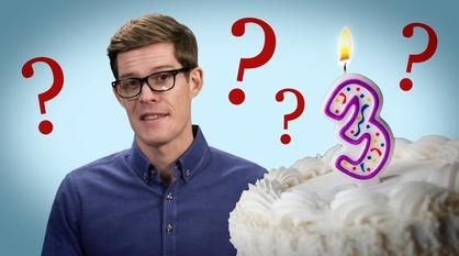 It's Okay to Be Smart -- Who Shares Your Birthday?