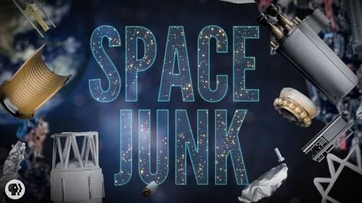 It's Okay to Be Smart : Attack of the Cosmic Space Junk!