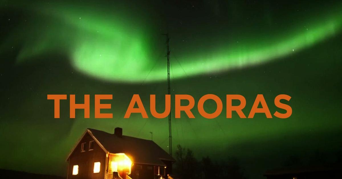 The auroras it 39 s okay to be smart oeta for Oeta schedule