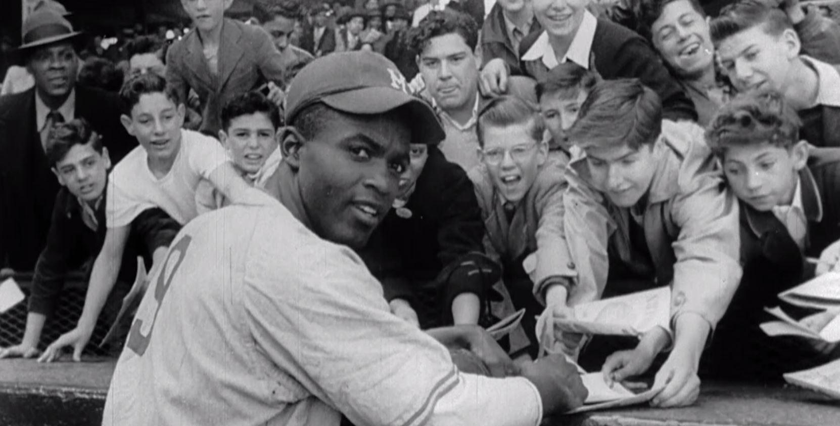 the life and career of jack roosevelt robinson Jack roosevelt robinson, cairo recorded highest on base percentage of career with release of a film biography about me and my life called the jackie.