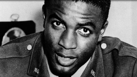 JACKIE ROBINSON -- 1944 Court-Martial