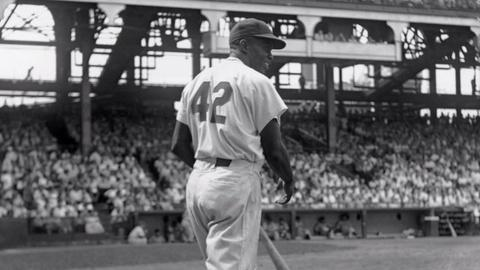 JACKIE ROBINSON -- Jackie Speaks Out