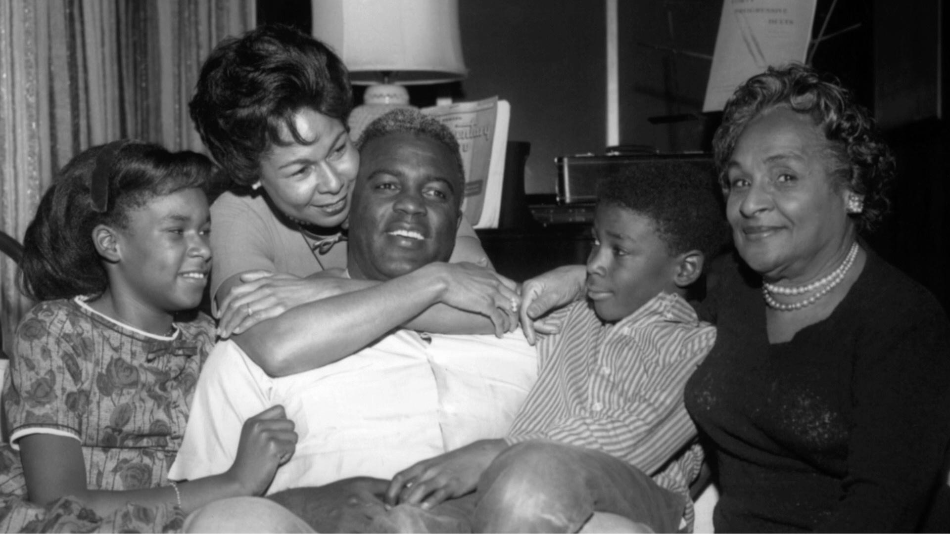 Jackie Robinson: Part II