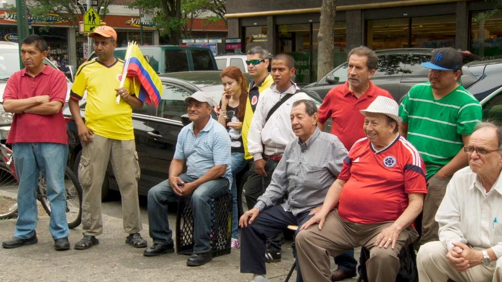 A Colombia Match in Jackson Heights image