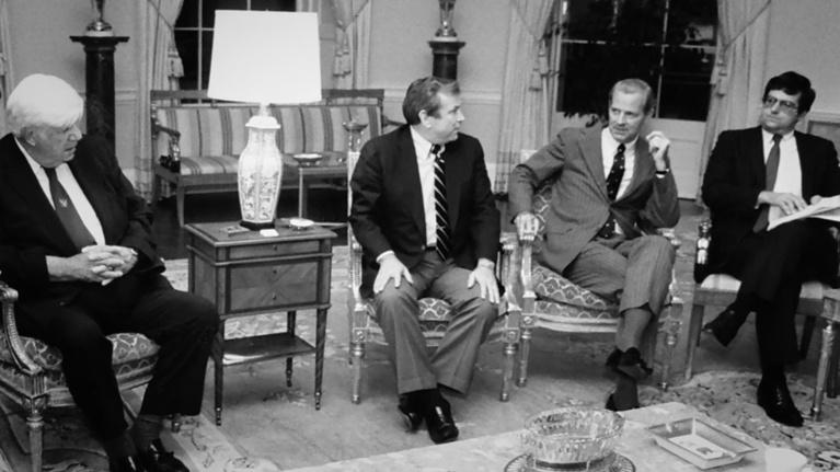 James Baker: Baker's Effectiveness as Reagan's Chief-of-Staff