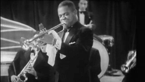 Jazz -- Louis Armstrong Returns to Europe