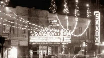 Jazz -- The Savoy Ballroom