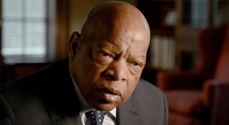 John Lewis - Get in the Way: John Lewis - Get in the Way
