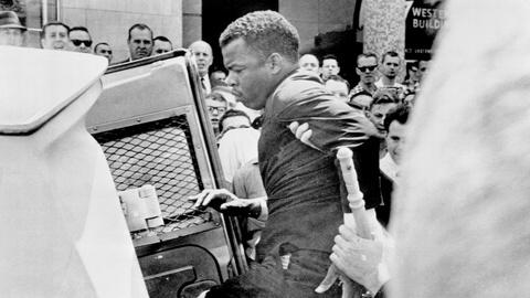 John Lewis - Get in the Way -- The Nashville Sit-Ins