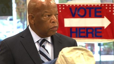 John Lewis - Get in the Way -- The Right to Vote