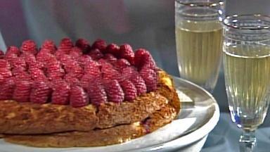 White Chocolate Pattycake with Marcel Desaulniers