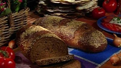 Baking With Julia | Pumpernickel Bread & Matzos with Lauren Groveman