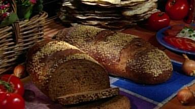 Pumpernickel Bread & Matzos with Lauren Groveman