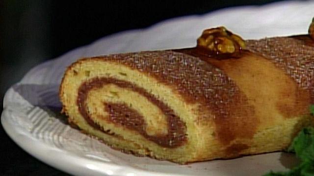 Vanilla Chiffon Chocolate Mousse Cake with Mary Bergin