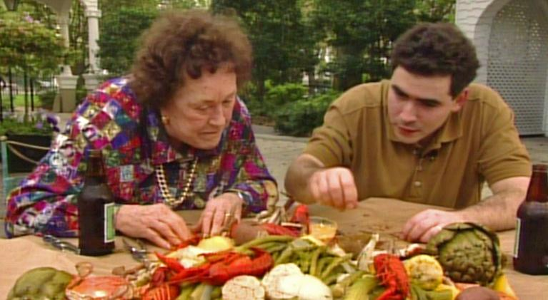 Julia Child: Cooking With Master Chefs: Cajun Cooking with Emeril Lagasse